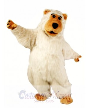 Boris Bear Mascot Costume