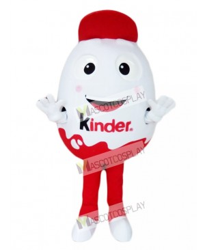 Kinder Egg Kinder Surprise Kinder Joy Mascot Costume