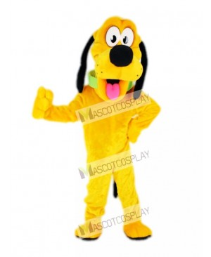 Cartoon Dog Adult Mascot Funny Costume