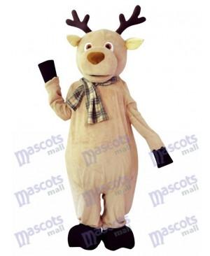 Cute Deer Mascot Costume