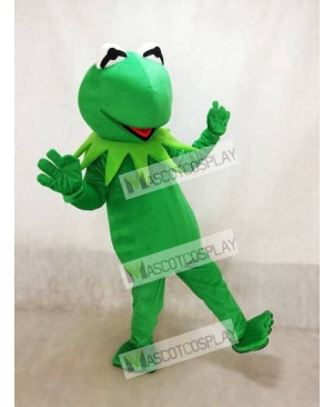 Kermit the Frog Mascot Costume