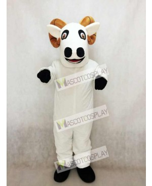 Adult Ram Mascot Costume Animal