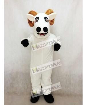 Adult Ram Mascot Costume Animal