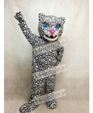 High Quality Adult Energetic Jaguar Mascot Costume