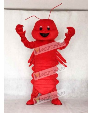 New Red Lobster Mascot Costume