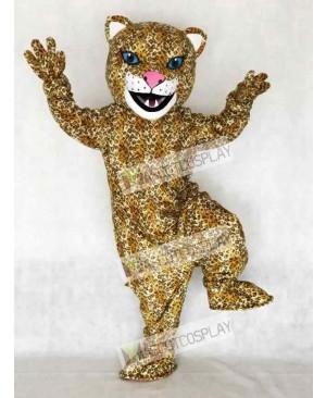 Adult Jaguar Mascot Costume Animal
