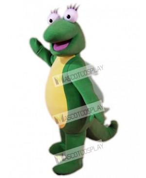 Isa Mascot Costume