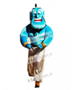High Quality Adult Jinn Genie Mascot Costume from Shimmer and Shine