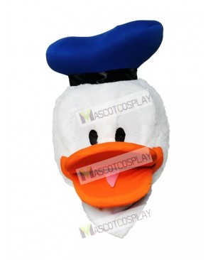 Sailor Duck Mascot HEAD ONLY