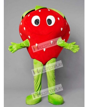 Strawberry Mascot Costume Fruit