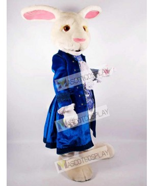 Easter White Rabbit Mascot Costume from Alice in Wonderland