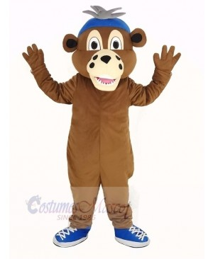 Baseball Cub Bear Mascot Costume Animal