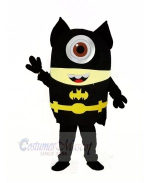 Despicable Me Minion Batman Minions Mascot Costume Cartoon