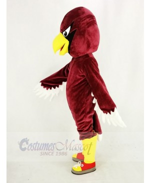 Red Cardinal Bird Mascot Costume
