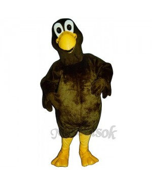 Cute Dodo Bird Mascot Costume