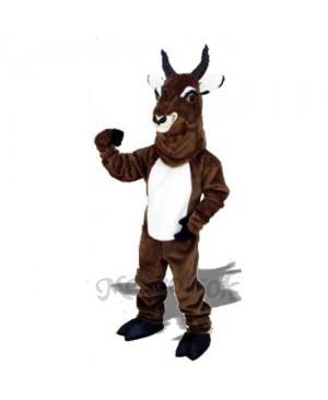 Cute Antelope Mascot Costume