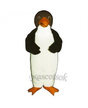Cute Toy Penguin Mascot Costume