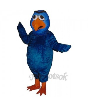 Cute Gooney Bird Mascot Costume