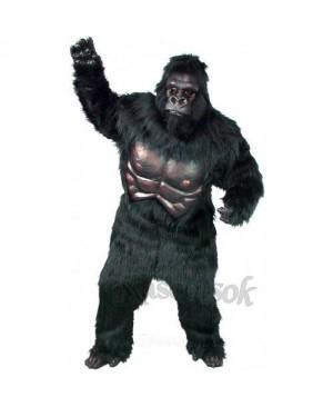 Cute Gorilla Mascot Costume
