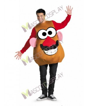 Mr. Potato Mascot Costume