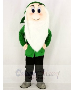 Funny Grumpy Grumbling Dwarfs Mascot Costume Cartoon