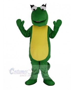 Iguana Isa Lizard Mascot Costume Dora Cartoon