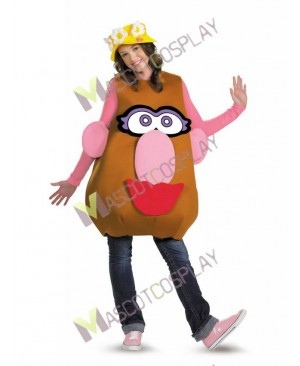 Mrs. Potato Mascot Costume