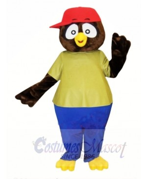 Cute Owl Mascot Costumes