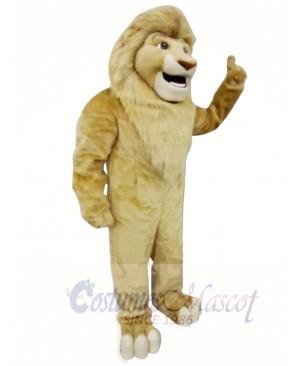 CELA Lion Mascot Costumes
