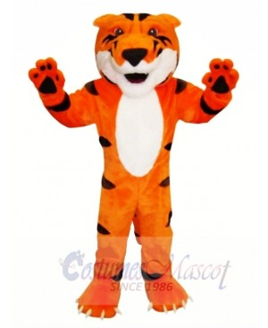 Fierce Tiger Mascot Costumes