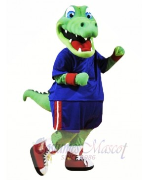 College Alligator Mascot Costumes