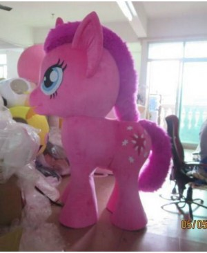 My Little Pony Horse 4 Legged PINKIE Pie Mascot Costume