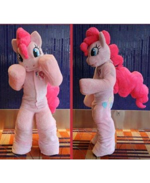 My Little Pony Horse PINKIE Pie/Rainbow Dash/Twilight Sparkle/Rarity Mascot Costume