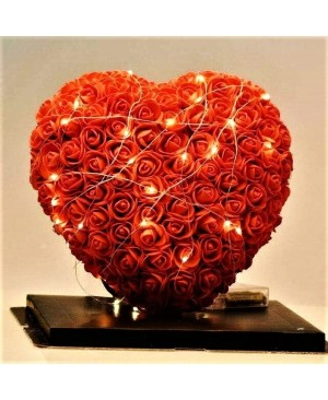 Luxury Rose Heart Flower Best Gift for Mother's Day, Valentine's Day, Anniversary, Weddings and Birthday