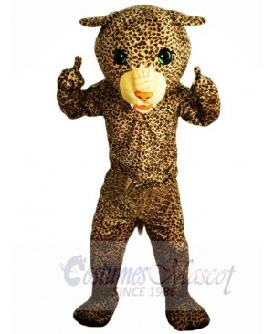 Cat Leopard Mascot Costumes