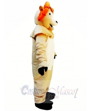 Antelope Mascot Costumes Free Shipping
