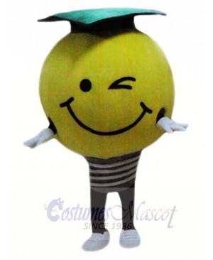Light Bulb Mascot Costume