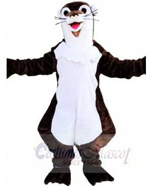 Cute Otter Mascot Costumes