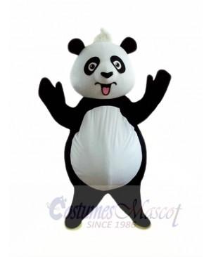 Cute Cartoon Panda Mascot Costumes