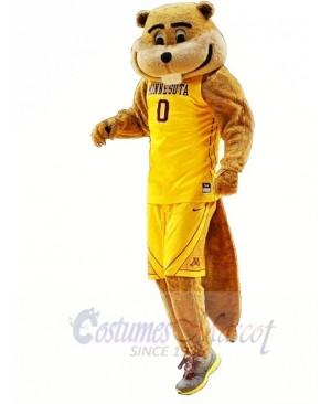 Minnesota Golden Gophers Mascot Costume