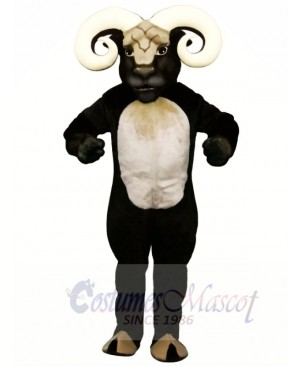 Blocking Ram Mascot Costumes