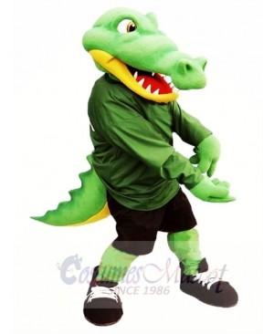 High Quality Alligator Mascot Costume