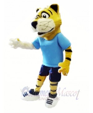 College Furry Tiger Mascot Costumes