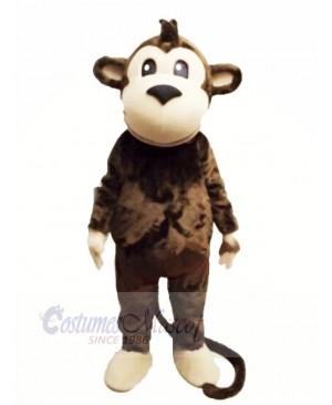 Long Tail Monkey Mascot Costume Cartoon
