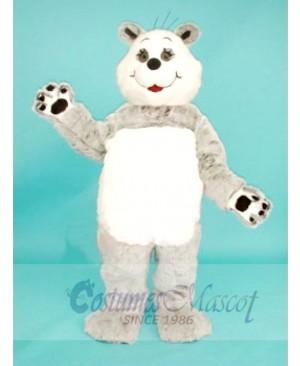 Cute Realistic Panda Bear Mascot Costumes Animal