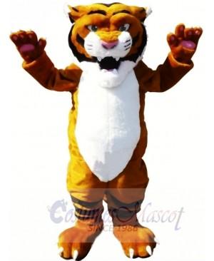 Power Fierce Tiger Mascot Costumes