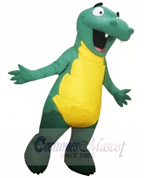 Cute Lightweight Alligator Mascot Costumes
