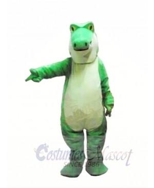 Fierce Green Alligator Mascot Costumes Animal