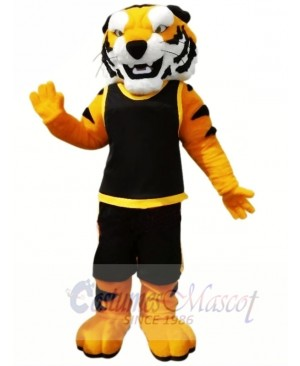 College Fierce Tiger Mascot Costumes