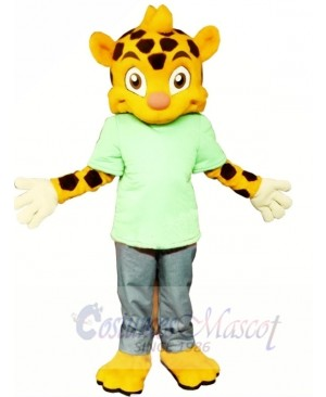 College Lightweight Tiger Mascot Costumes
